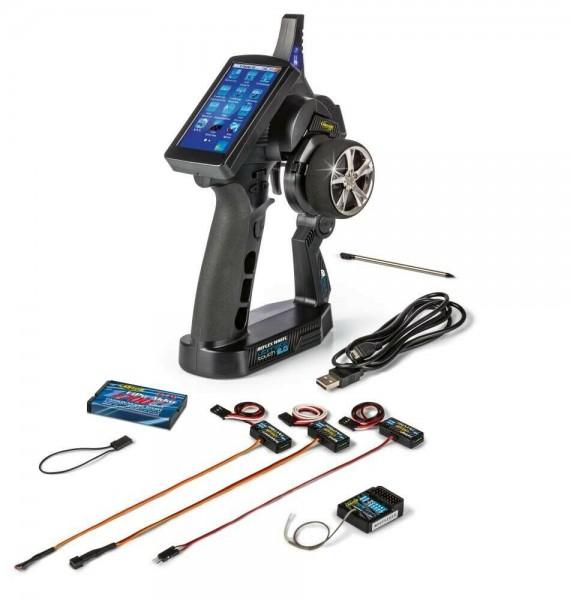Carson FS Reflex Wheel Ultimate Touch 2.0 2.4G Pistolengriff Fernsteuerung 4 Kanal Set #500500522