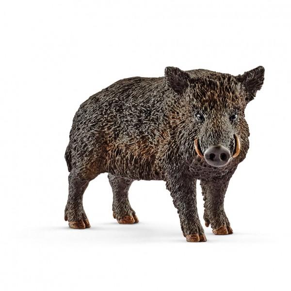 Schleich Wild Life Wildschwein Eber Sau 14783 Tierfigur