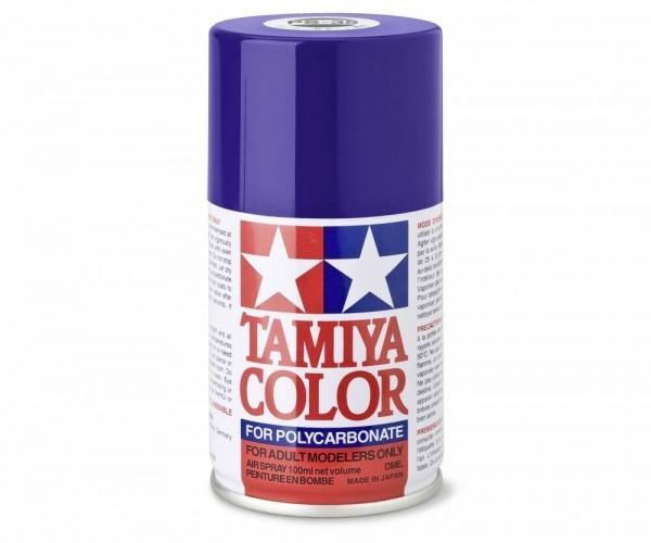 Tamiya Lexan Sprühfarbe PS-35 Blau-Violett Polycarb. 100ml
