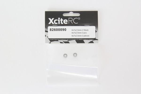 XciteRC Kugellager 4x7x2,5mm 2 Stück