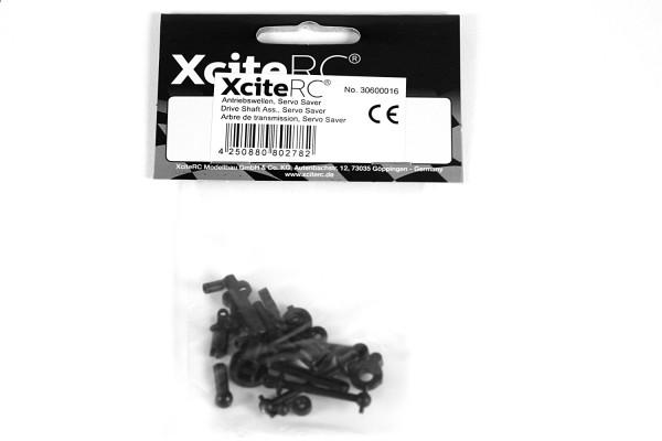 XciteRC Antriebswellen, Servo Saver für twenty4 Serie