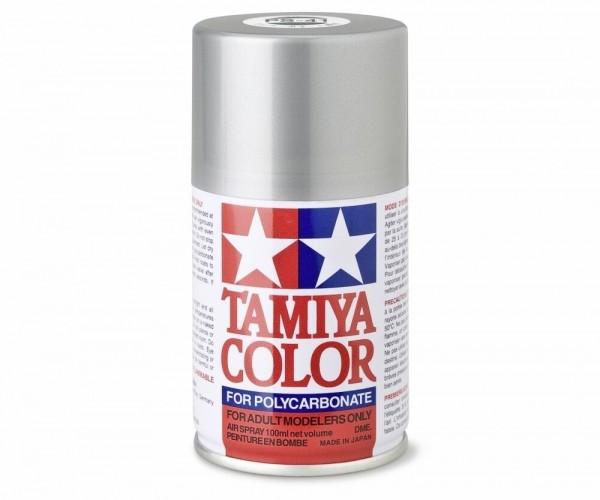 Tamiya Lexan Sprühfarbe PS-41 Hellsilber Polycarbonat 100ml