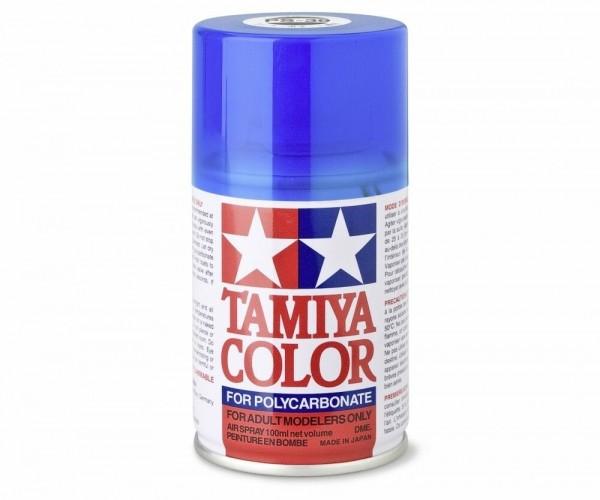 Tamiya Lexan Sprühfarbe PS-39 Translucent Hellblau Polyc. 100ml