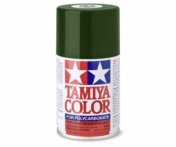 Tamiya Lexan Sprühfarbe PS-9 Grün Polycarbonat 100ml