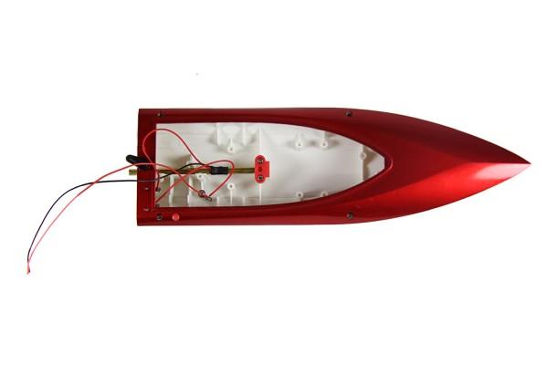 XciteRC Rumpf X-Tide micro rot