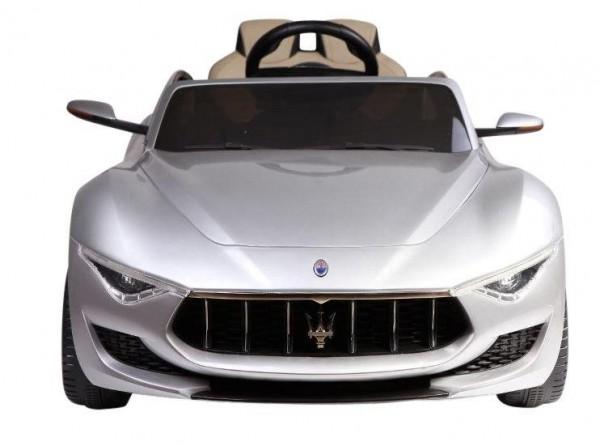 Siva Maserati Alfieri RC Lizenz Elektroauto 12V Batterie MP4 Player Kinderfahrzeug 2x 35W Motoren si