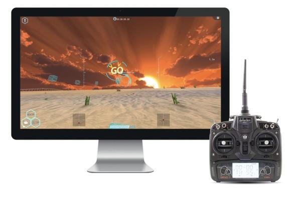 Walkera MR DRONE USB-Kabel für Sender