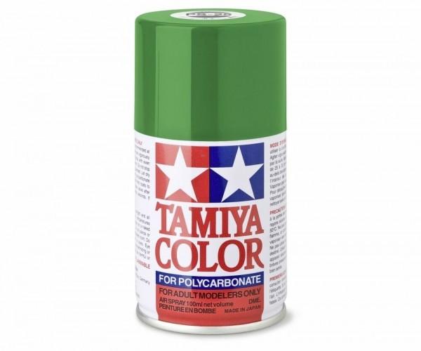 Tamiya Lexan Sprühfarbe PS-25 Hellgrün Polycarbonat 100ml