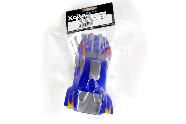 XciteRC Karosserie Short Course twenty4 SC blau/gelb