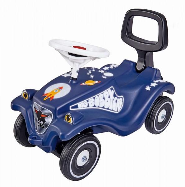 BIG Bobby Car Cl. Moonwalker mit Lauflernhilfe Limited Edition