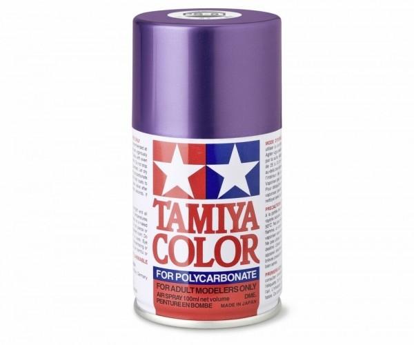 Tamiya Lexan Sprühfarbe PS-51 Violett eloxiert Polycarb. 100ml