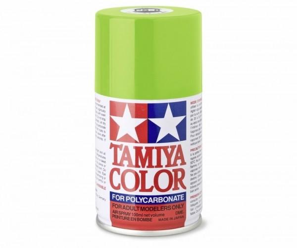 Tamiya Lexan Sprühfarbe PS-8 Hellgrün Polycarbonat 100ml