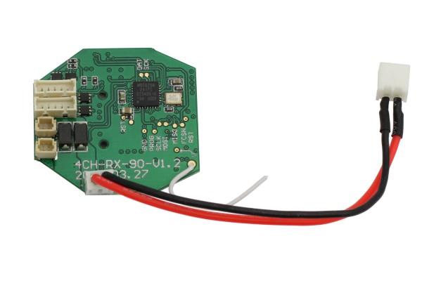 XciteRC Empfängerplatine für Flybarless 245 Hubschrauber