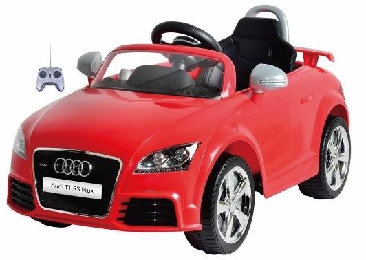 Elektroauto Audi Spider TT rot