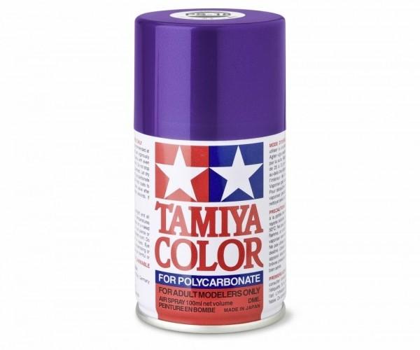 Tamiya Lexan Sprühfarbe PS-18 Metallic Violett Polycarb. 100ml