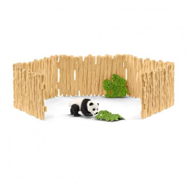 Schleich Gehege für Pandabären