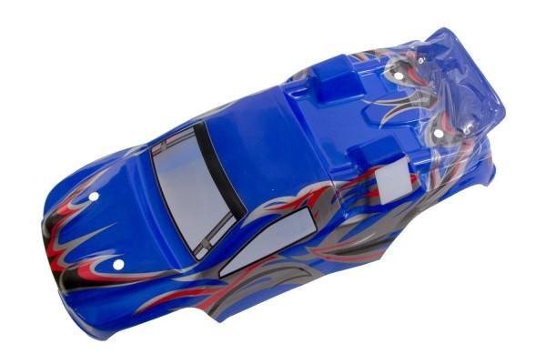 Karosserie one10 4WD Truggy blau