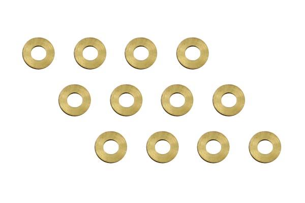 XciteRC Beilagscheiben 2.5x5.5x0.5mm (12) für one12 Serie