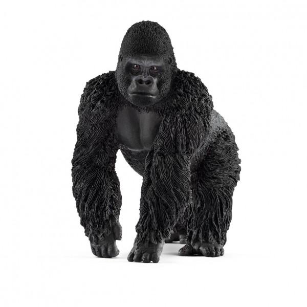 Schleich Gorilla Männchen