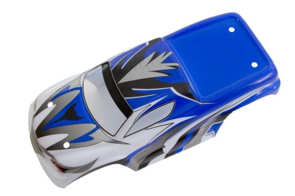 Karosserie one10 4WD Monster Truck blau