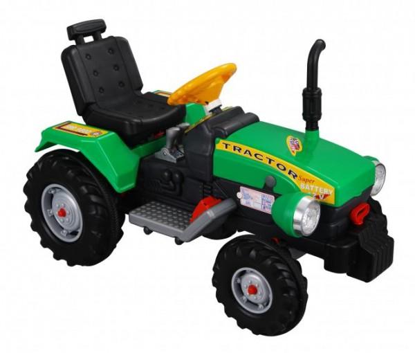 Siva Super Traktor mit 2 Motoren je 12V Elektro 05210 Trekker Licht und Sound