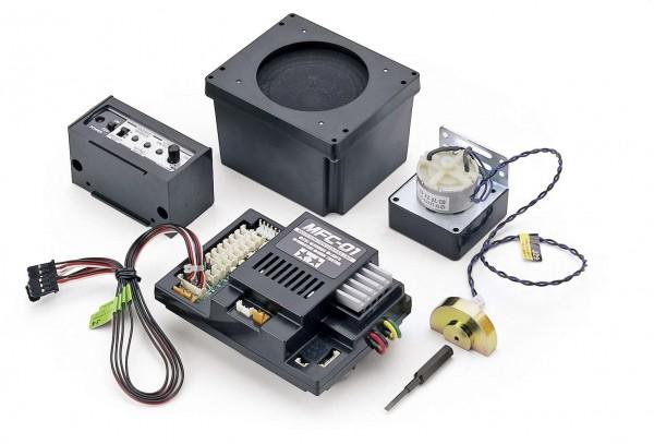 Tamiya RC 1:14 Truck-Multifunktionseinheit MFC-01 für LKW Sound und Licht Action