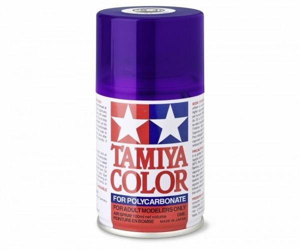Tamiya Lexan Sprühfarbe PS-45 Translucent Violett Polyc. 100ml
