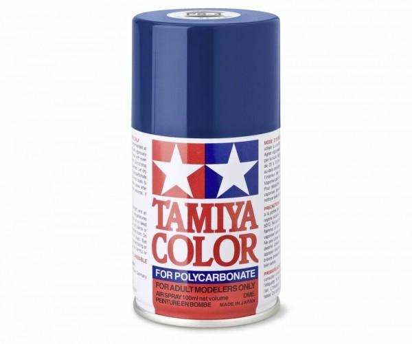 Tamiya Lexan Sprühfarbe PS-4 Blau Polycarbonat 100ml