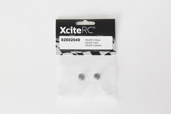 XciteRC Kugellager 1/8x3/8 2 Stück