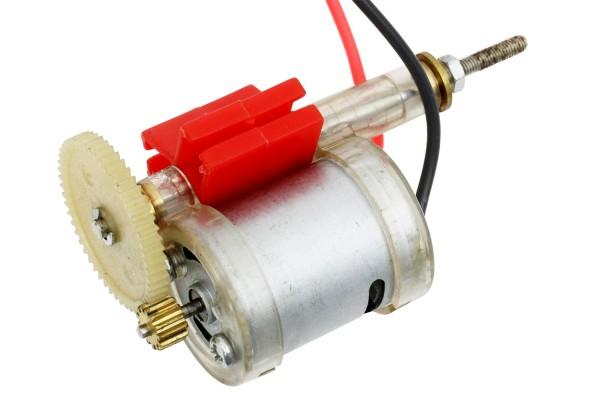 XciteRC Motor mit Getriebeachse für PARACOPTER