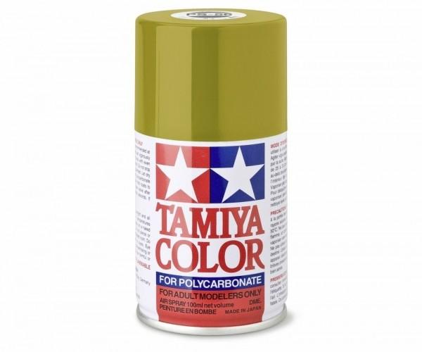 Tamiya Lexan Sprühfarbe PS-56 Senfgelb Polycarbonat 100ml
