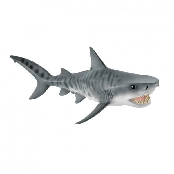 Schleich Wild Life Tigerhai Hai Fisch Meerestier 14765 Spielfigur