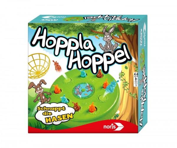 Noris Hoppla Hoppel Spiel Aktion Kinderspiel Familienspiel 606011826