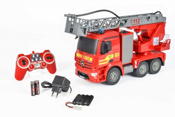 Carson 1:20 Feuerwehrwagen 2.4 GHz 100% RTR