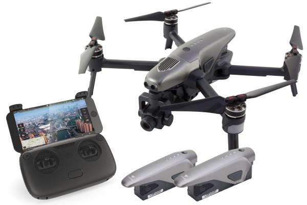 Walkera VITUS Starlight Portable Quadrocopter RTF Combo - FPV-Drohne mit Night-Vision-Kamera, Hinder