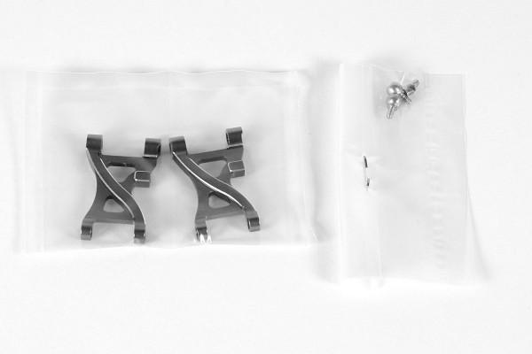 XciteRC CNC Alu-Querlenker vo./hi. (2) für twenty4 Serie