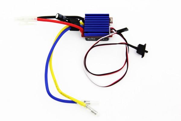 XciteRC Fahrtenregler ESC 60-1 (7.4 V, 100 A)