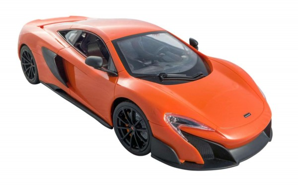 Siva McLaren 675LT Coupé - Orange 2,4 GHz RTR RC Car 1:14 Lizenzmodell