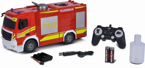 Carson 1:26 RC Fire Truck 2.4G 100% RTR RC Feuerwehr LKW Löschfahrzeug