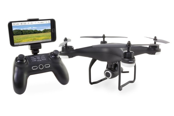 XciteRC Rocket 230 FPV GPS Quadrocopter - RTF-Drohne mit 1080p-Kamera