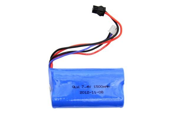 XciteRC - energyXXL LiPo-Akku 7.4 V / 1500 mAh