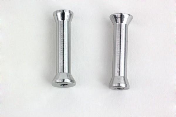 Akkuhalterpfosten mit Muttern TC one10 (2)