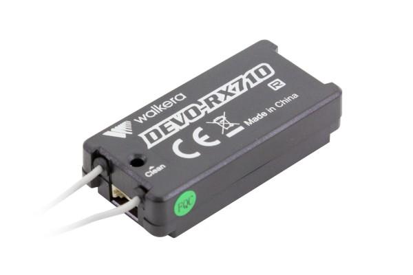 DEVO-RX7 10 Empfänger Runner 250 Advance