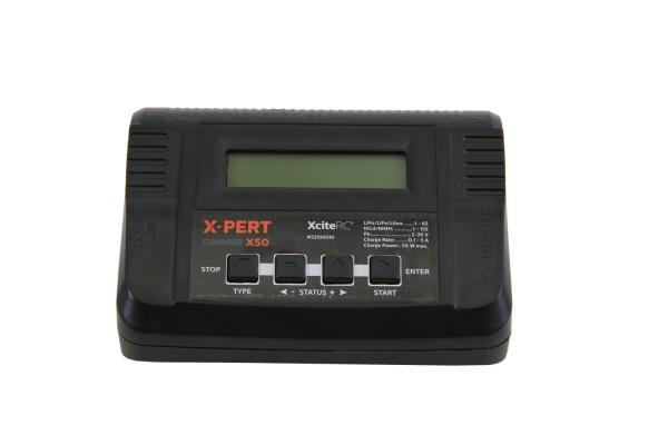XciteRC Ladegerät X-PERT Charger X5012/230 V