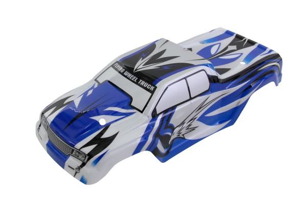 XciteRC RC Auto Karosserie Eagle Monster Truck blau
