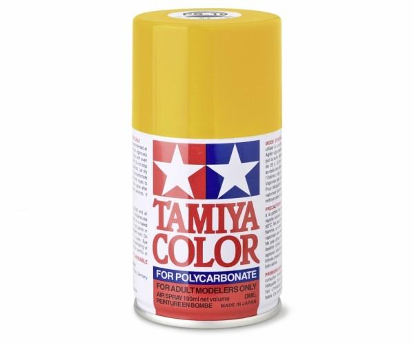 Tamiya Lexan Sprühfarbe PS-19 Camelgelb Polycarbonat 100ml