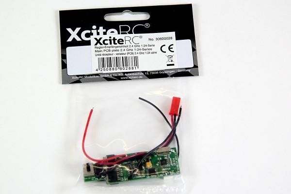 XciteRC Regler-Empfängereinheit 2.4 GHz 1:24-Serie für twenty4 Serie