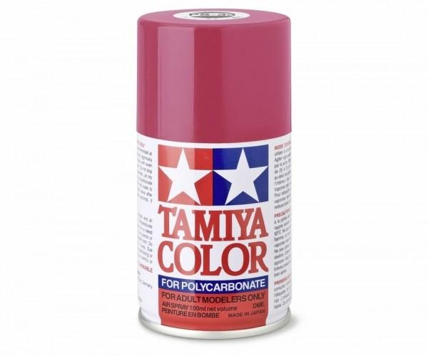 Tamiya Lexan Sprühfarbe PS-33 Kirschrot Polycarbonat 100ml