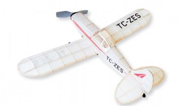 Siva Piper Pawnee Flugzeug Gummimotormodell Flieger